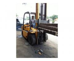 PRACTICAL TRAINING ON FORKLIFT OPERATOR - Image 4