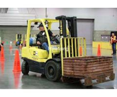 PRACTICAL TRAINING ON FORKLIFT OPERATOR - Image 7