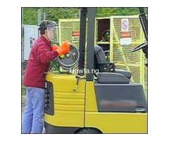 PRACTICAL TRAINING ON FORKLIFT OPERATOR - Image 8