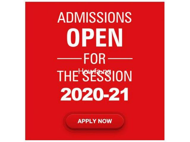 African University of Science & Technology, AUST Abuja 2020/2021 Post-Utme Screening form/Adm - 1