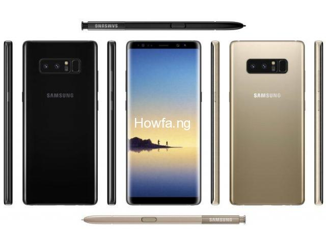 Samsung Galaxy Note 8 - Shopping-options.com - Best Price - 1