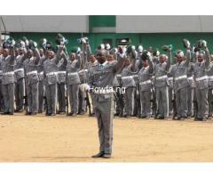 Nigeria Customs Service (NCS) 2020 Massive Job Replacement [08039618465]....