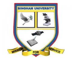 Yes Bingham University 2020/2021 Post Utme Form/Direct Entry Form is out CALL 08036823567
