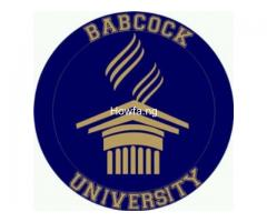 Yes Babcock University,Ilishan-Remo 2020/2021 Admission Form,PGD Form is out
