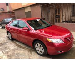 2008 tokunbo Camry